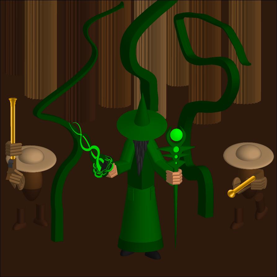 Terramancer by ISawEverything
