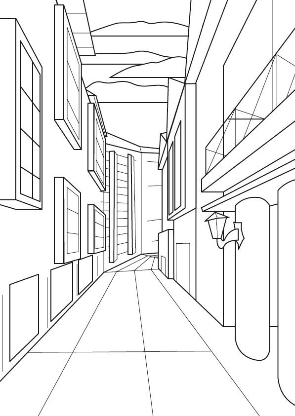 Calle Ronda by ISawEverything