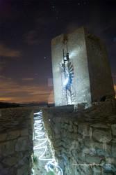 Torre de Cope luz