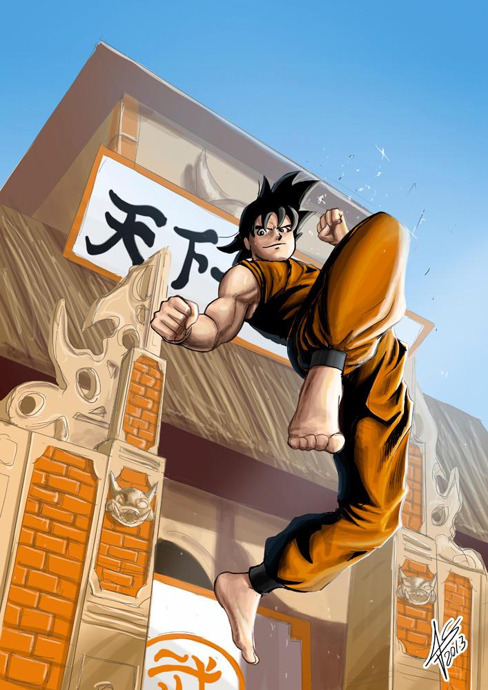 Goku Budokai Tenkaichi