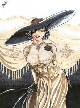 Lady Dimitrescus