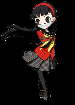 Q2 Yukiko Captured!