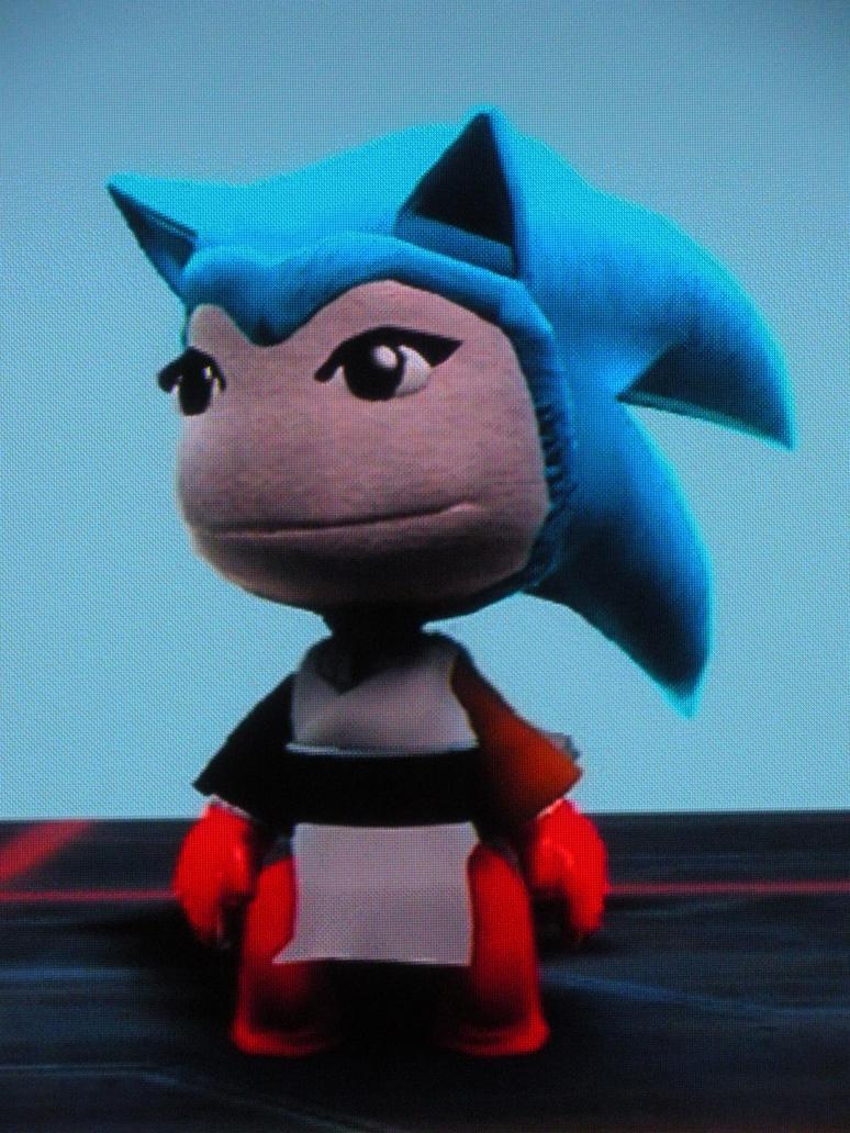 Ryoko In LittleBIGPlanet 2 by DemonBa55Player