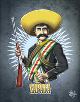 Zapata by ElComics