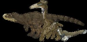 Cretaceous Carnivory