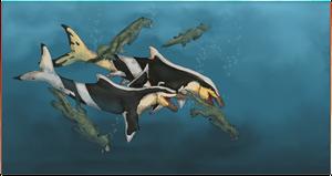Hunt of the Sea Tyrant