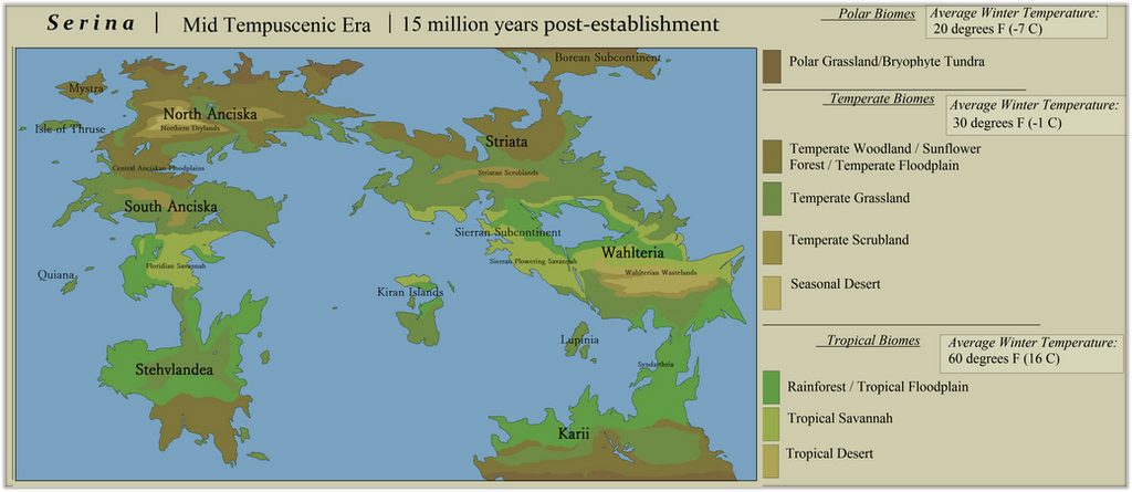 Serina world map 15 million years pe by sheather888 on deviantart serina world map 15 million years pe by sheather888 gumiabroncs Gallery