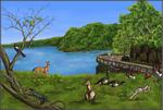 Life on the Sylvan Islands