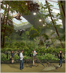 Wings: The Mesozoic Aviary