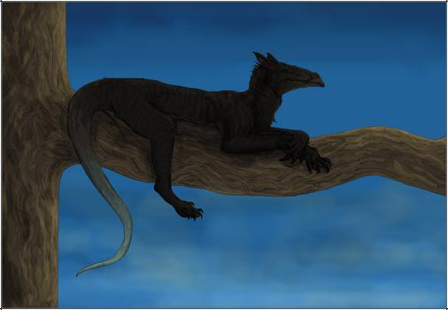 Xenopardus umbravenator - The Manguar