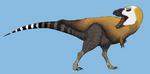 Tyrannosaurus rex by Sheather888