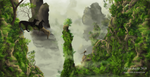 The Ravine Forest by Sheather888