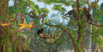 Life in the Canopy by Sheather888