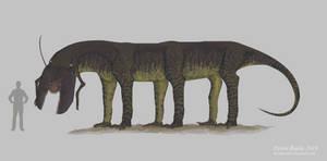 Indomitodon arthrocephalis