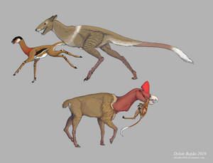 Griffons and Theropodents 2.0