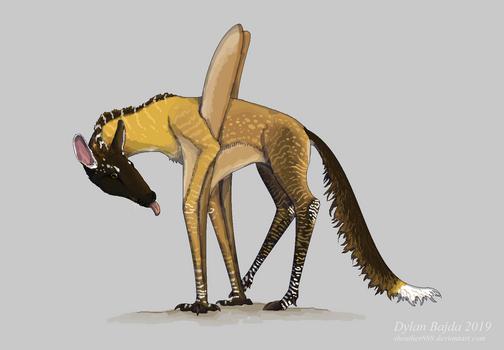 Marsupial Pegasus