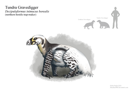 Tundra Gravedigger