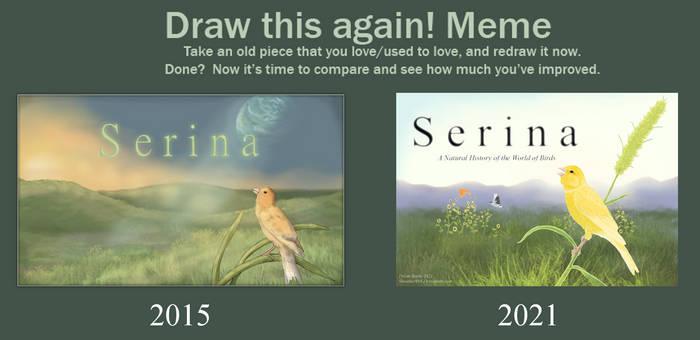 Draw it Again: Serina
