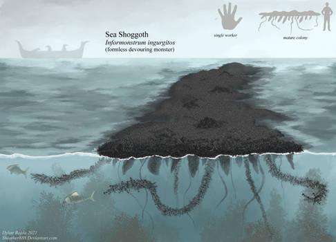 The Sea Shoggoth