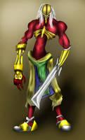 Necro Swordsman
