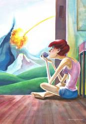 Tea Time by JeannieHarmon