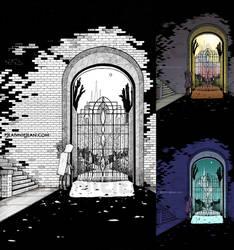 Gatekeeper by JeannieHarmon