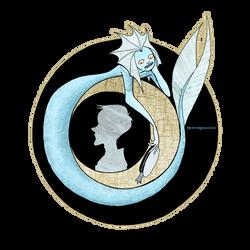 The Little Mermaid by JeannieHarmon