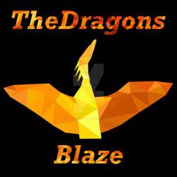 TheDragonsBlaze Logo