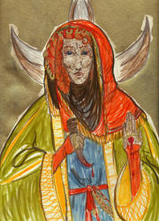 st Alia of the Knife by Mew2girl