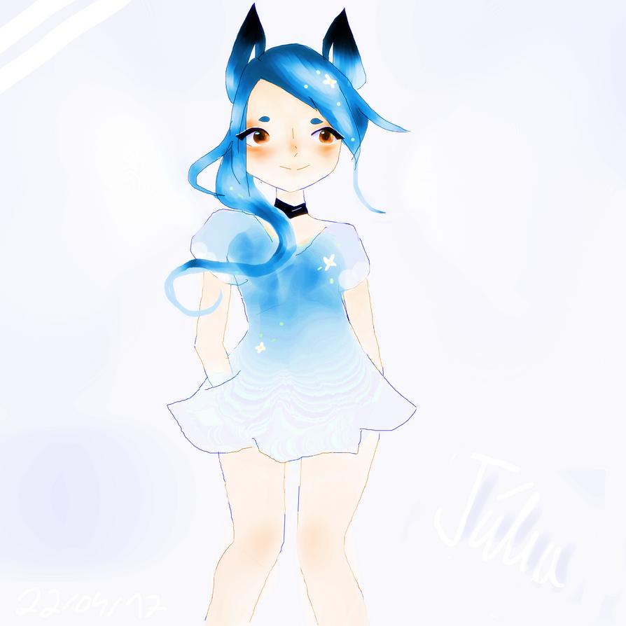 Blue by JuliaIzuna