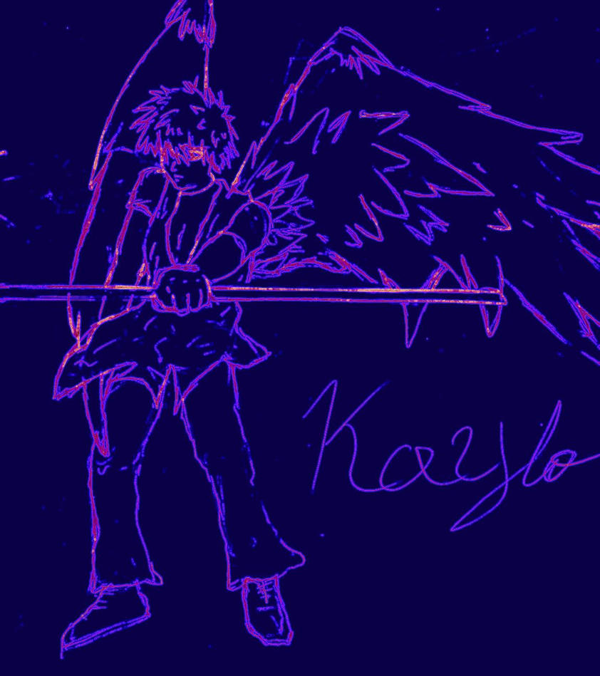 Kaylo Blue by Leiomier
