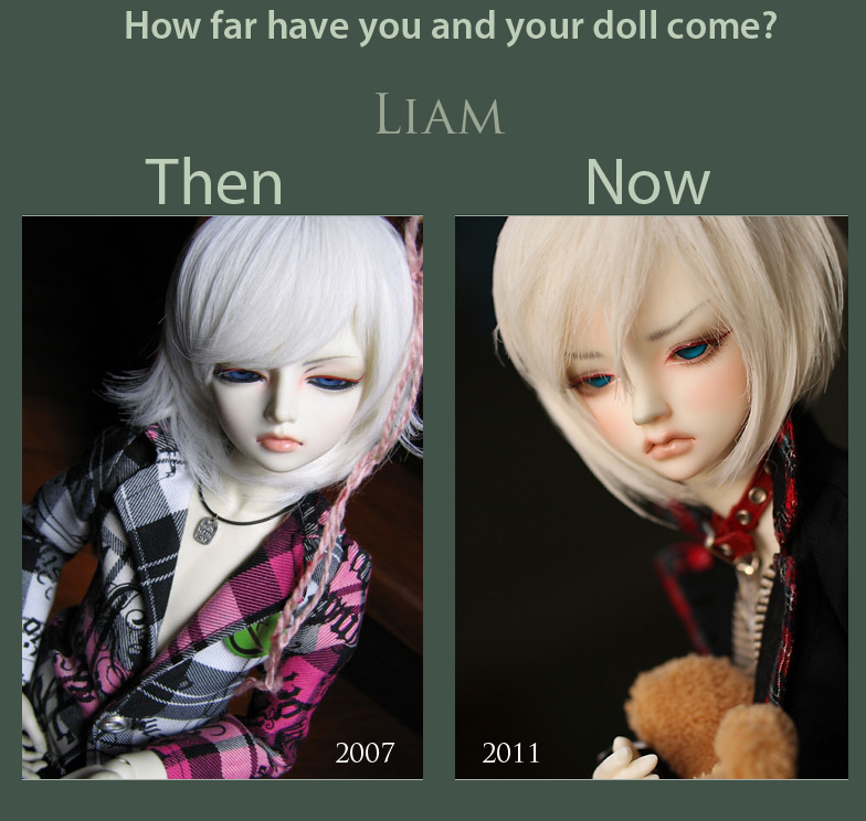 Dolly Update Meme - Liam by chibi-lilie