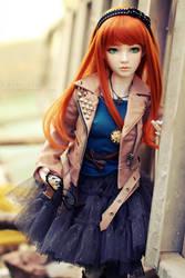 Olivia Pond by chibi-lilie