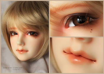 Face up - Volks F38 by chibi-lilie