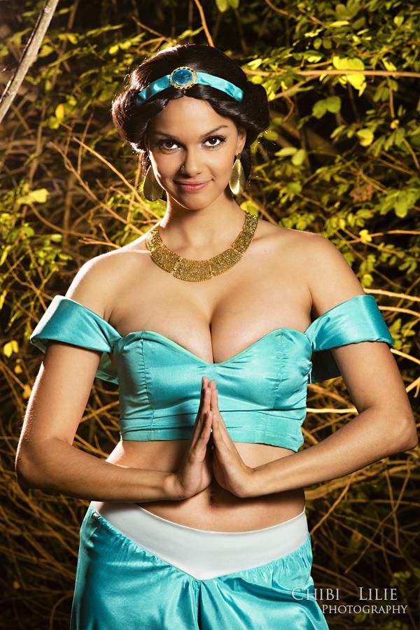 Jasmine by chibi-lilie