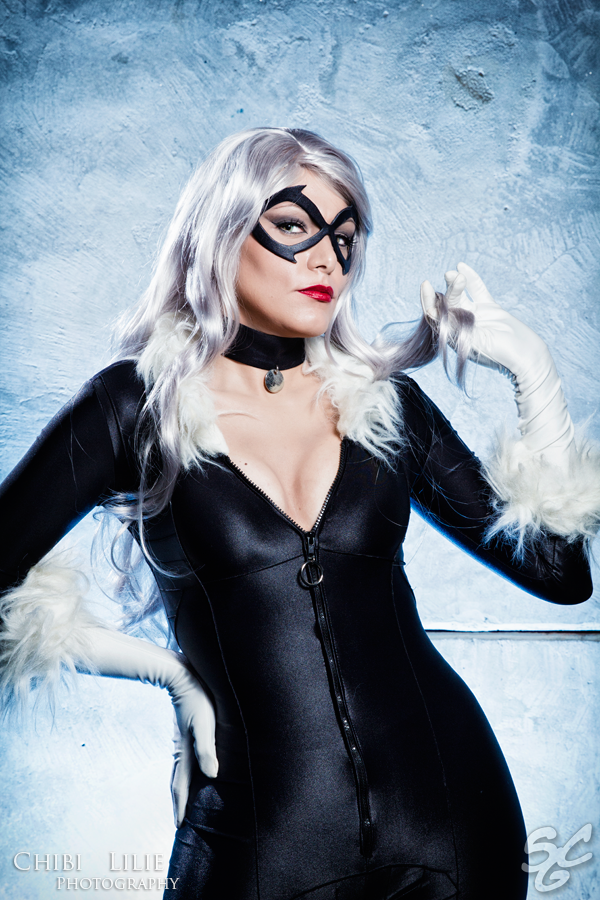 Black Cat 1 by chibi-lilie