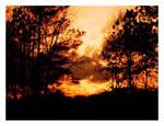 Firelight by JupiterLily