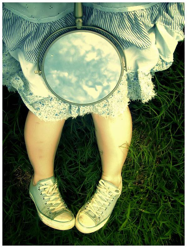 Daydreaming by JupiterLily