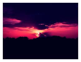 Southern Sunset by JupiterLily