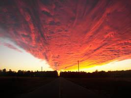 road to .H e a v e n Wallpaper by JupiterLily