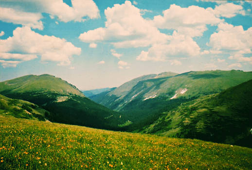 Summer Mountains II