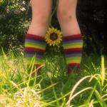 Rainbow Summer by JupiterLily