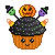 Halloween Cupcake - Free Avvie by JupiterLily