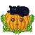 Halloween Kitty - Free Icon by JupiterLily