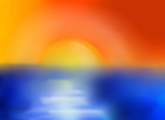 Sunset by rika0225