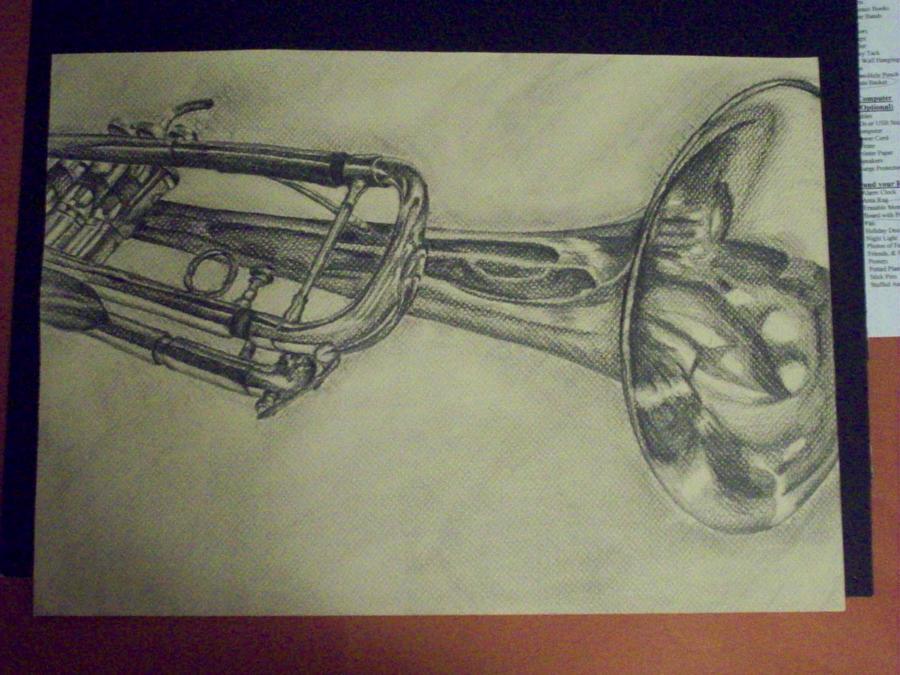 more realism trumpet by deideigoboom
