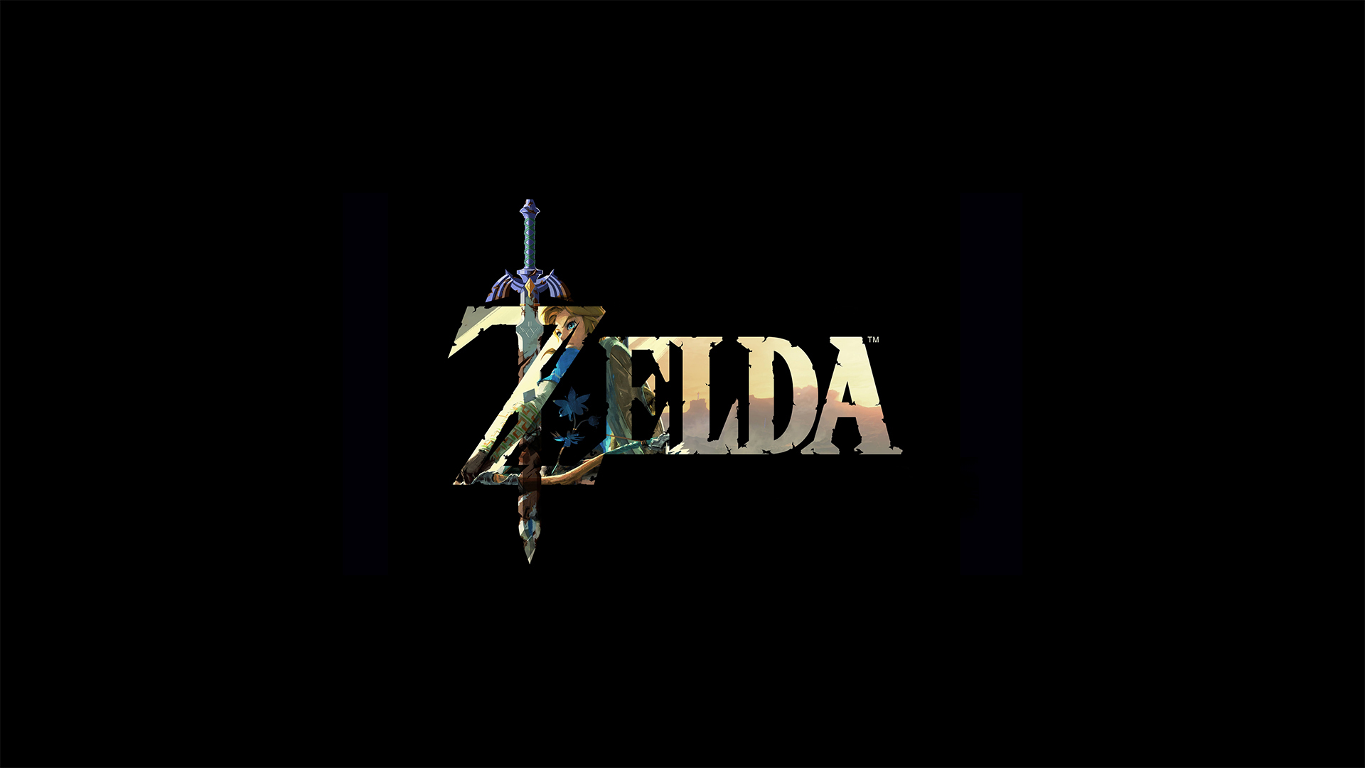 Zelda Breath Of The Wild Wallpaper 1080p Full Hd By Darklegendlink