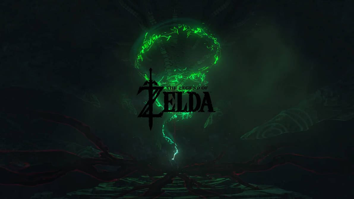 Breath Of The Wild Dark Link >> The Legend of Zelda Breath of the Wild 2 Wallpaper by ...