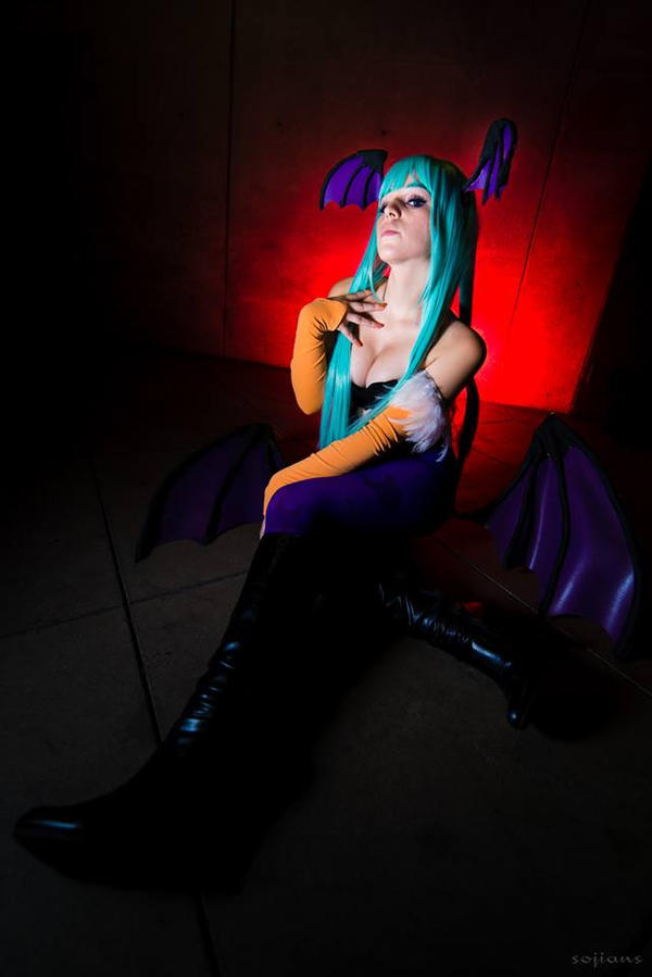 Morrigan Aensland by yirico