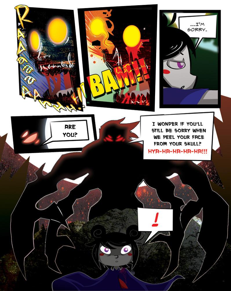 Zombie Shark Bear 1- Break The Skin Page 4 by gpanthony